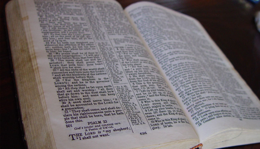 Principles of Biblical Interpretation – Kaleo College